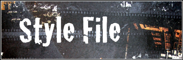 Style File Icon